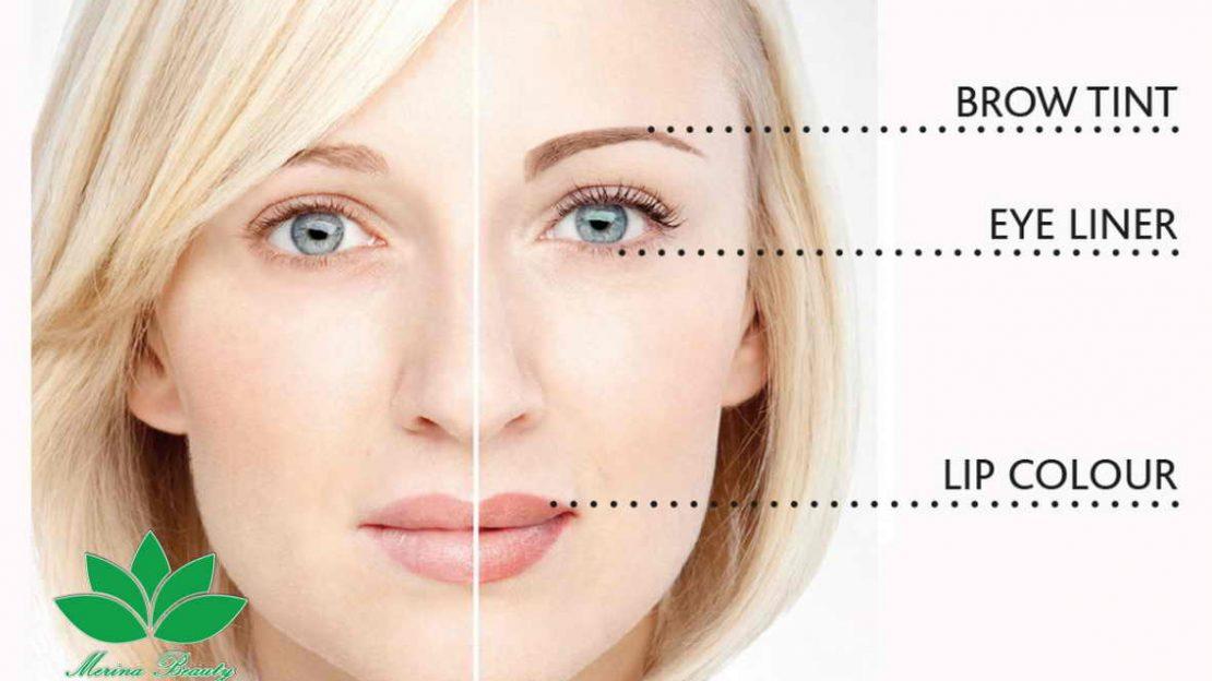 میکروپیگمنتیشن , میکروپیگمنتیشن و درمان ضایعات پوست صورت